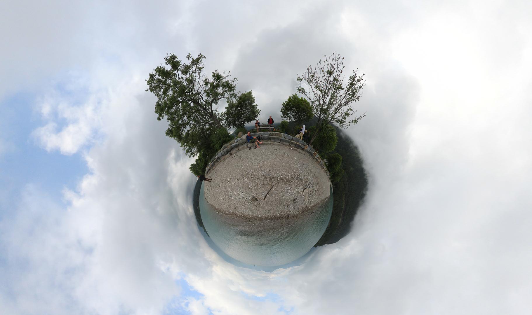 Vatertag am Walchensee