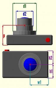 Kamera-Messwerte