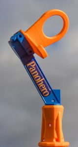 Panohero orange-blau-orange
