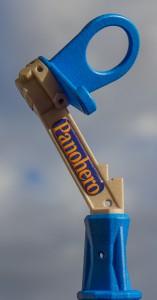 Panohero blau-grau-blau